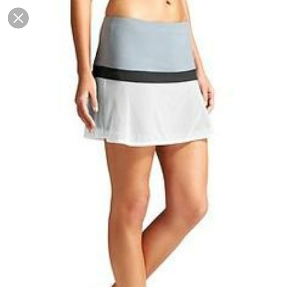 387255945d Athleta Shorts | Workout Skort Upbeat Number Skirt Golf | Poshmark